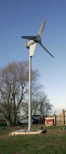 Proven 6KW Wind Turbine